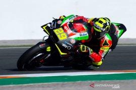 Karena doping, pebalap MotoGP Iannone diskors sementara