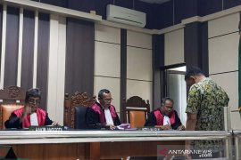 Pegawai Kejari Rembang tilep uang tilang dihukum 4 tahun 8 bulan
