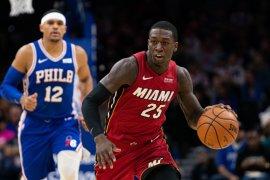 Basket, NBA - Heat hentikan kemenangan kandang berturut-turut 76ers