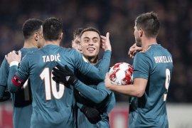 Ajax, AZ dan PSV lolos 16 besar Piala Belanda
