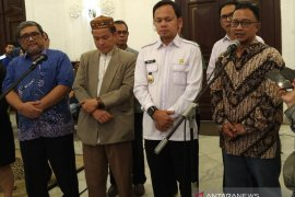Pemot Bogor terus samakan persepsi untuk bangun situasi kondusif antarumat beragama