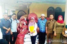 Irjen Kementan investigasi bawang putih bantuan di Tapanuli Selatan