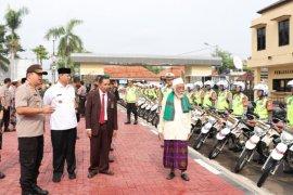 Gubernur Banten Wahidin Halim ajak pemda dan intansi terkait  jaga kerukunan