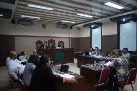 KPPU kembali gelar sidang Grab dan PT TPI di Medan