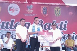 Banjarmasin receives IDR47 billion from Social Ministry
