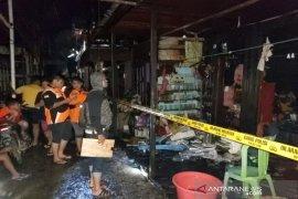 Polsek Banjarmasin Tengah selidiki penyebab puluhan rumah terbakar