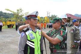 Apel pasukan Operasi Lilin Toba di Tapteng