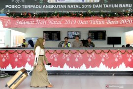 Natal-Tahun Baru, 1.346 personel amankan Bandara Ngurah Rai