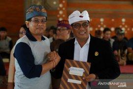 Rektor Undiknas utamakan hasil dari KKN 660 mahasiswa di Tabanan