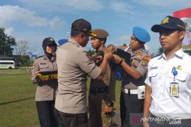 Polres Belitung laksanakan Operasi Lilin Menumbing 2019