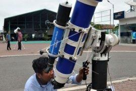 7 daerah di Sumut akan dilewati Gerhana Matahari Cincin