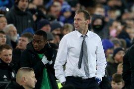 Manajer interim Everton Ferguson ingin tutup tugas dengan hasil positif vs Arsenal