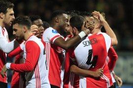 Liga Belanda - Feyenoord, Utrecht lengkapi peserta 16 besar