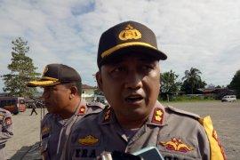Kapolres Mimika ingatkan anggota waspada patroli di daerah rawan gangguan kamtibmas