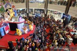 AEON Mall hadirkan karakter Pokemon jelang libur