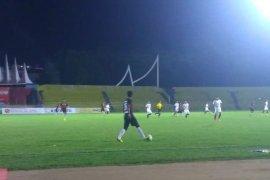 Lanjuta liga 3 - Persidi IDI tundukkan Karo United 4-3 melalui adu penalti