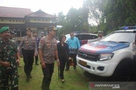 Polres Bangka Tengah dirikan lima Pos Pengamanan Natal dan Tahun Baru