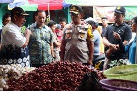 Satgas pangan dan TPID Tabalong pantau harga sembako