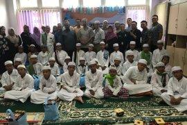 Jasa Raharja Kalbar gelar silaturahmi bersama anak yatim