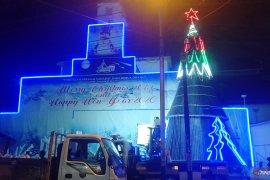 Meriahkan Natal 2019, Singkawang gelar Christmas Day