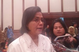 Sri Mulyani belum tentukan mekanisme selisih harga lelang beras Bulog