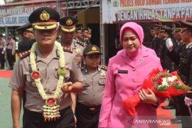 AKBP Danang Widaryanto jabat Kapolres HST