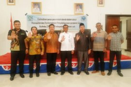BNNP gandeng bupati di Malut sosialisasi program P4GN