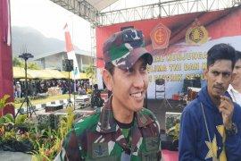 Satu anggota TNI gugur akibat kontak tembak dengan KKB di Ugimba