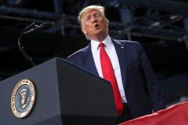 Donald Trump: tak ada warga Amerika yang luka akibat serangan roket Iran