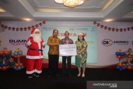 Rayakan Natal Serentak BUMN, Askrindo-PGN beri bantuan panti asuhan