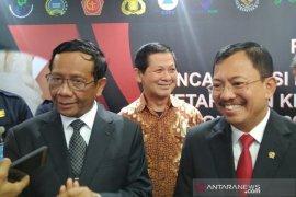 Menko Polhukam Mahfud: Kabinet Indonesia Maju tidak retak