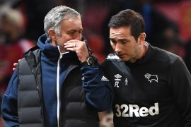 Mourinho: saya cinta Lampard, tapi saya harap ia kalah
