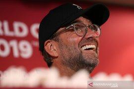 Klopp singgung beda perlakuan yang diterima Liverpool dan Flamengo