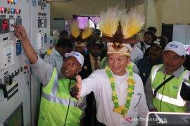 Menteri ESDM minta PT Freeport utamakan masyarakat Papua