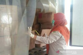 Balai Karantina Pangkalpinang sita daging beku bekas impor