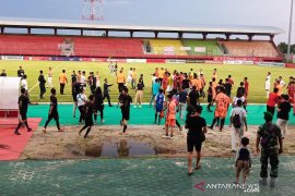 Pemain Persija Jakarta diliburkan oleh manajemen klub sampai 10 Januari 2020