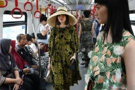 LRT Jakarta sebagai wajah baru transportasi ibu kota