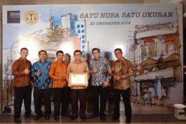 Kota Bogor ditetapkan jadi Daerah Tertib Ukur sangat memuaskan