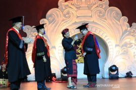 Wagub Bali jadi profesor ISI Denpasar