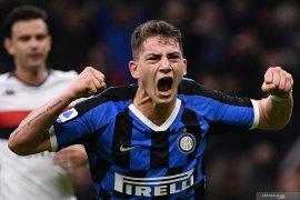 Esposito mengukir gol pada debut Liga Italianya bersama Inter