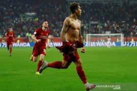 Piala Dunia Antarklub, Firmino antar Liverpool juara