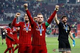 Liverpool juara dunia