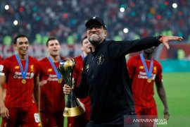 Klopp mengakui Liverpool tak maksimal, tapi cukup pantas jadi pemenang