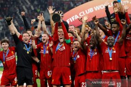 Liverpool, juara Piala Dunia Antarklub