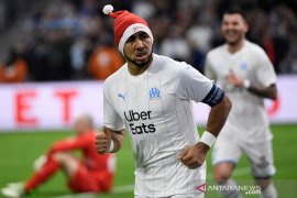 Marseille, Monaco petik kemenangan akhir tahun