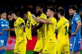 Villarreal akhiri tren positif Getafe dengan skor 1-0