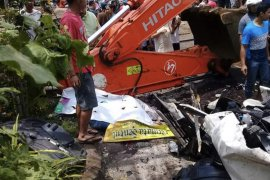 Tujuh orang tewas akibat kecelakaan beruntun di jalan raya Malang-Surabaya