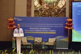BP Jamsostek Bali, Nusa Tenggara, Papua, lakukan evaluasi kemitraan PLKK