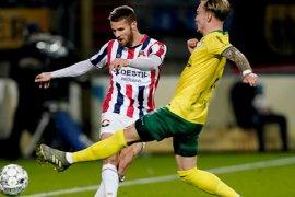 Heerenveen, Willem II hanya raih satu poin dari lawan-lawannya