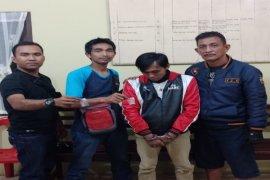 Warga Gebang Langkat ditangkap bawa sabu-sabu